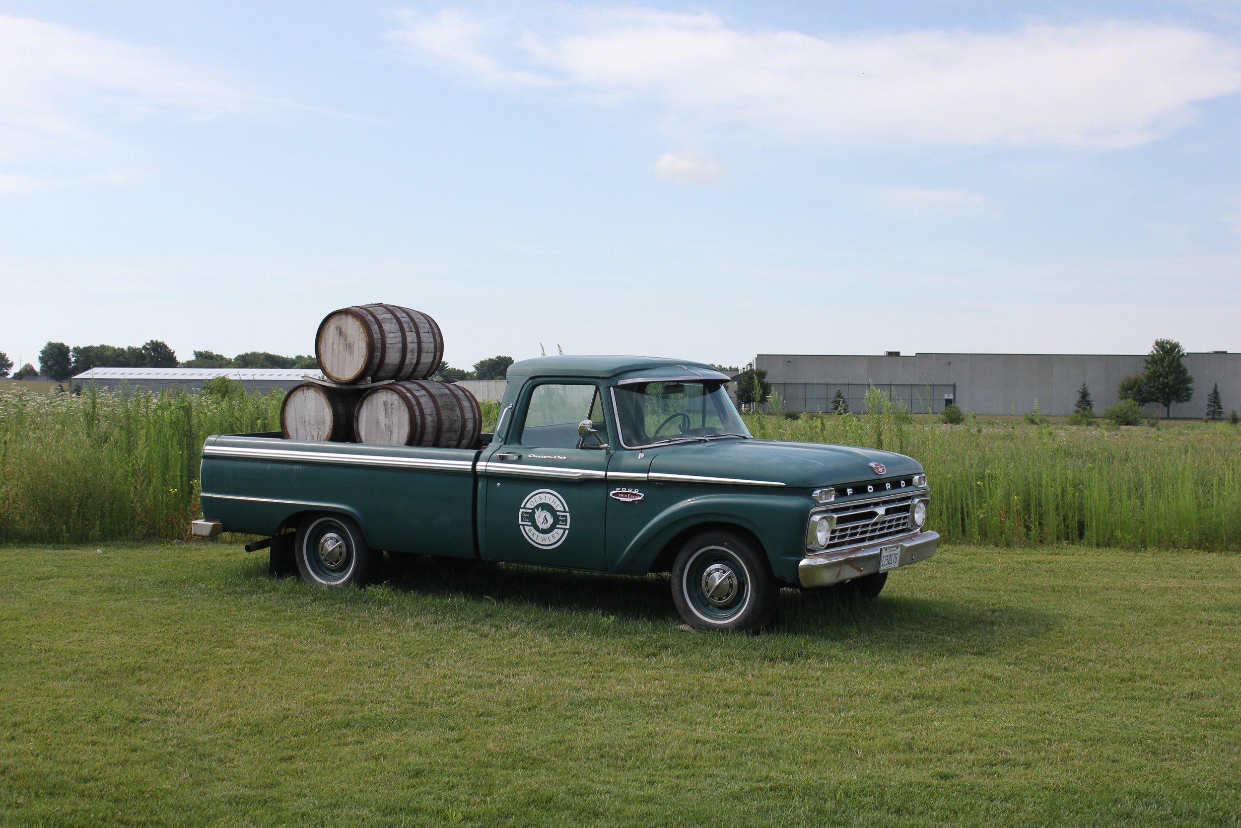DETOUR: Normal, IL – Destihl Brewery