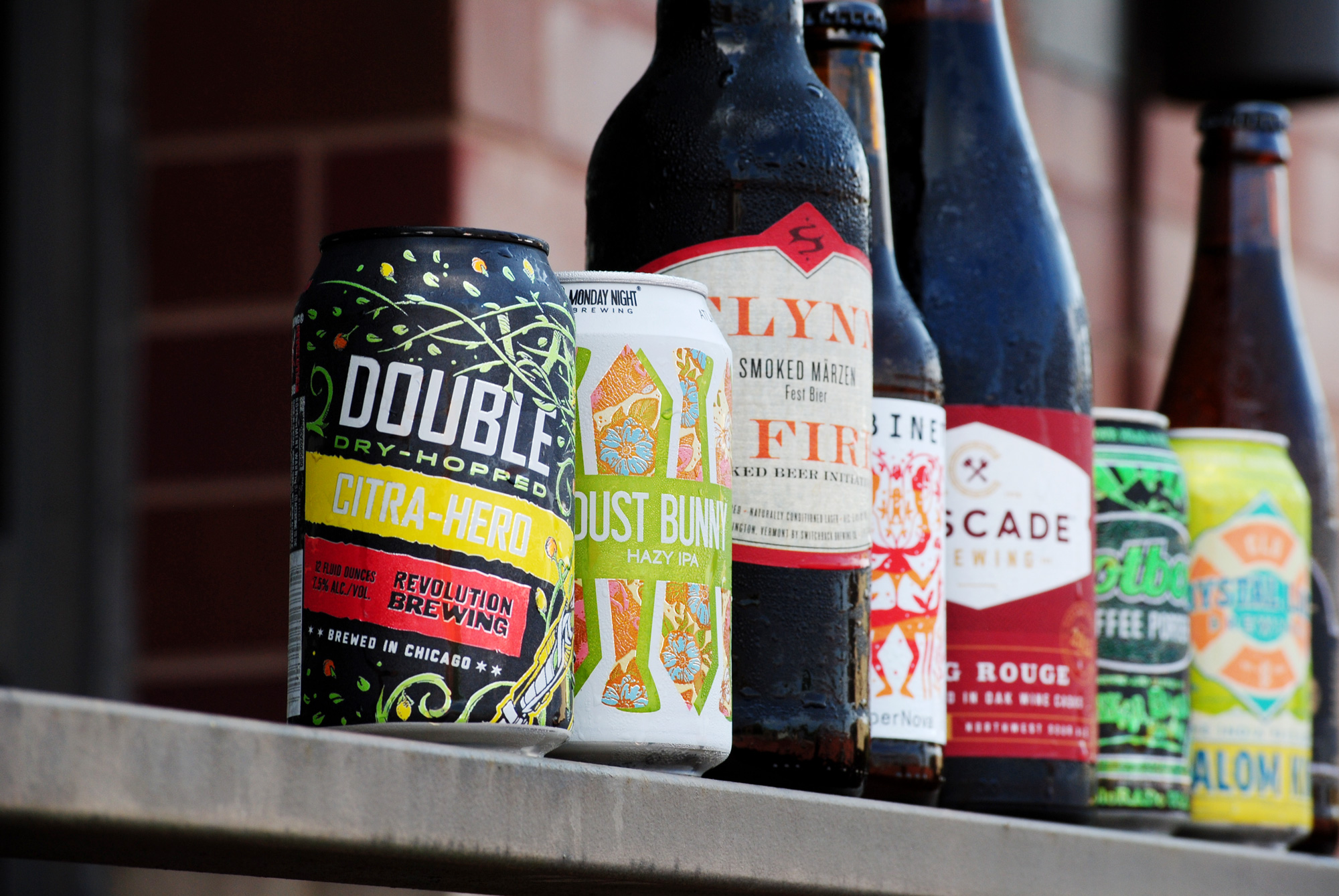 The Hop Reviews Vol. 28: A September Beer Review