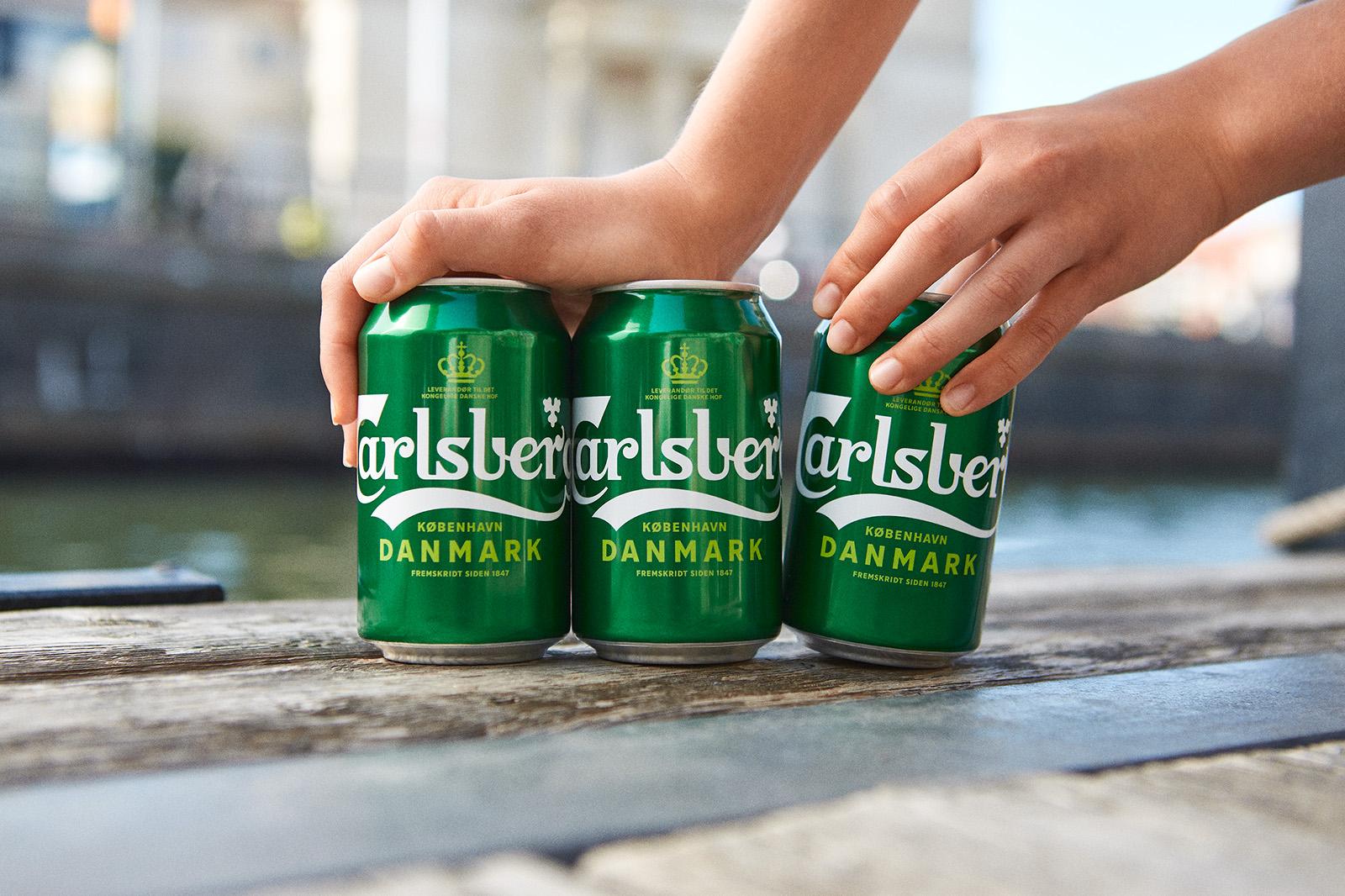 Beer & Branding: Carlsberg Refresh