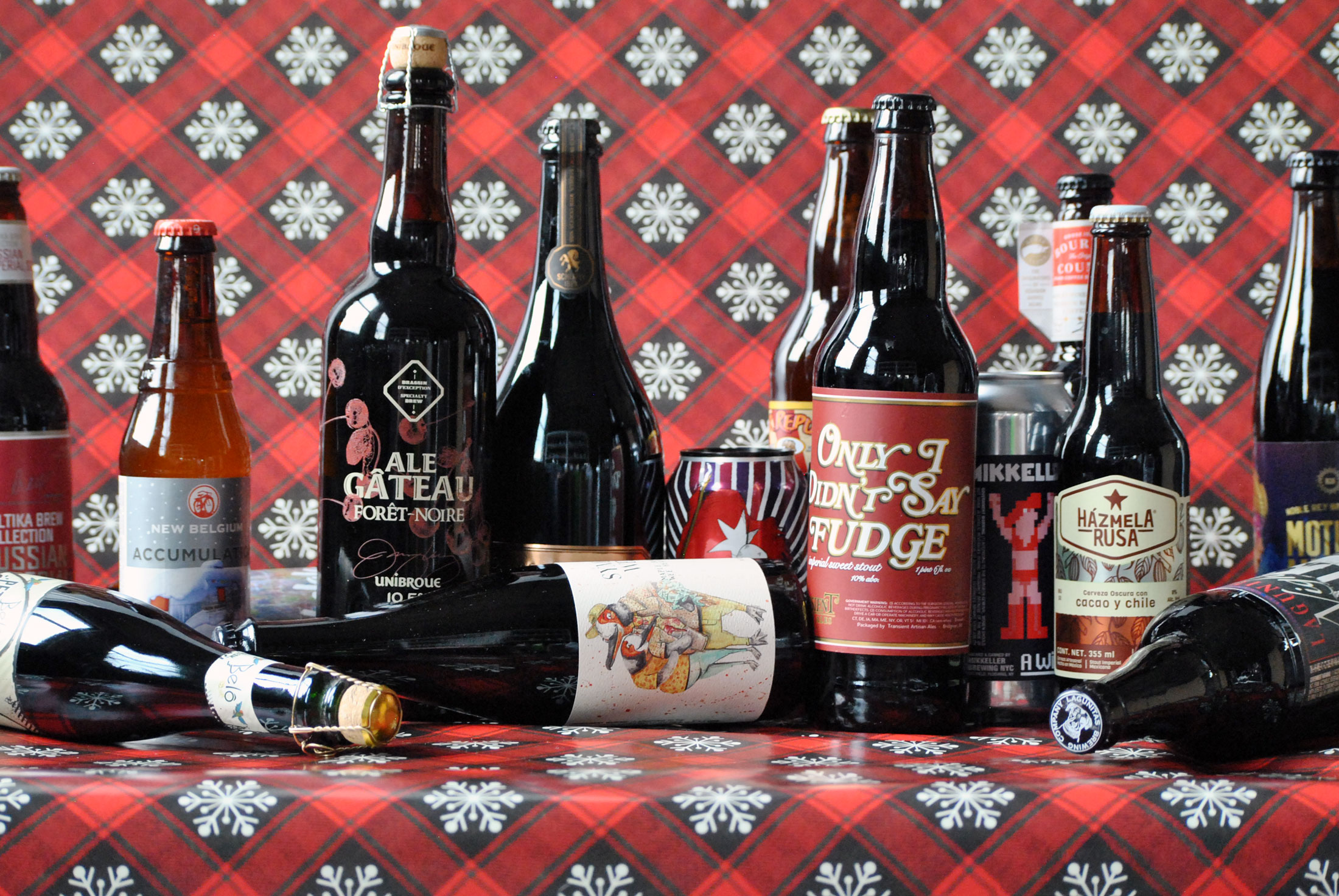 The Hop Reviews Vol. 31: A December Beer Review