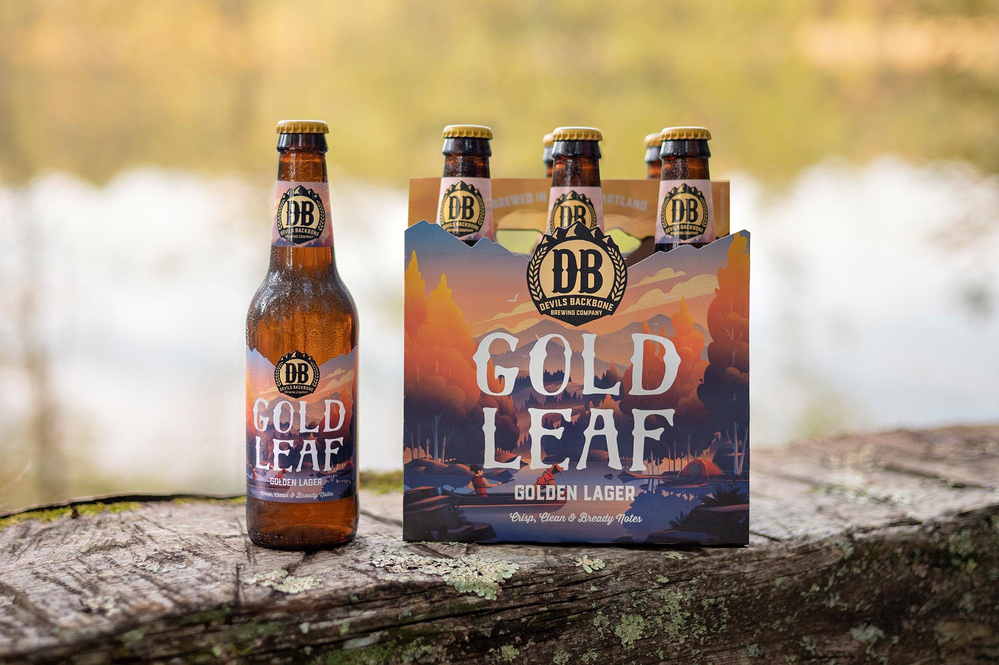 Beer & Branding: Devils Backbone Rebrand