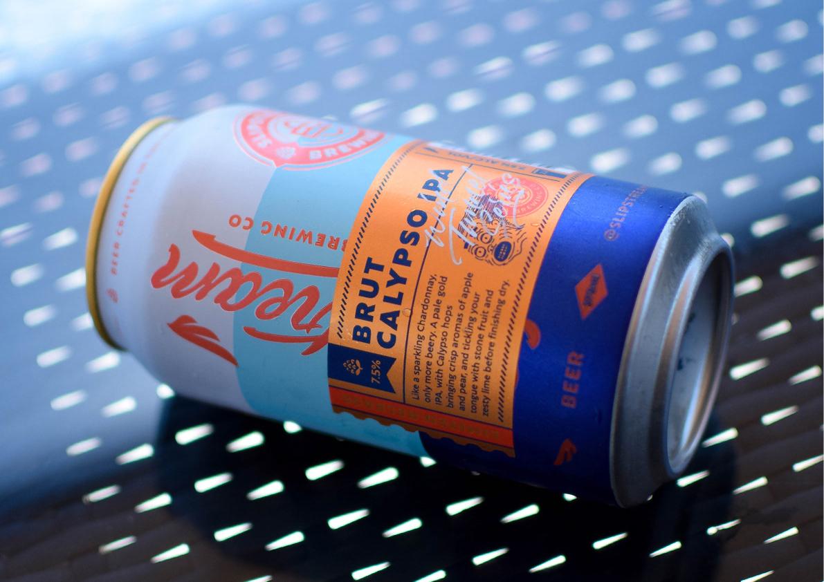 Beer & Branding: Slipstream Brewing