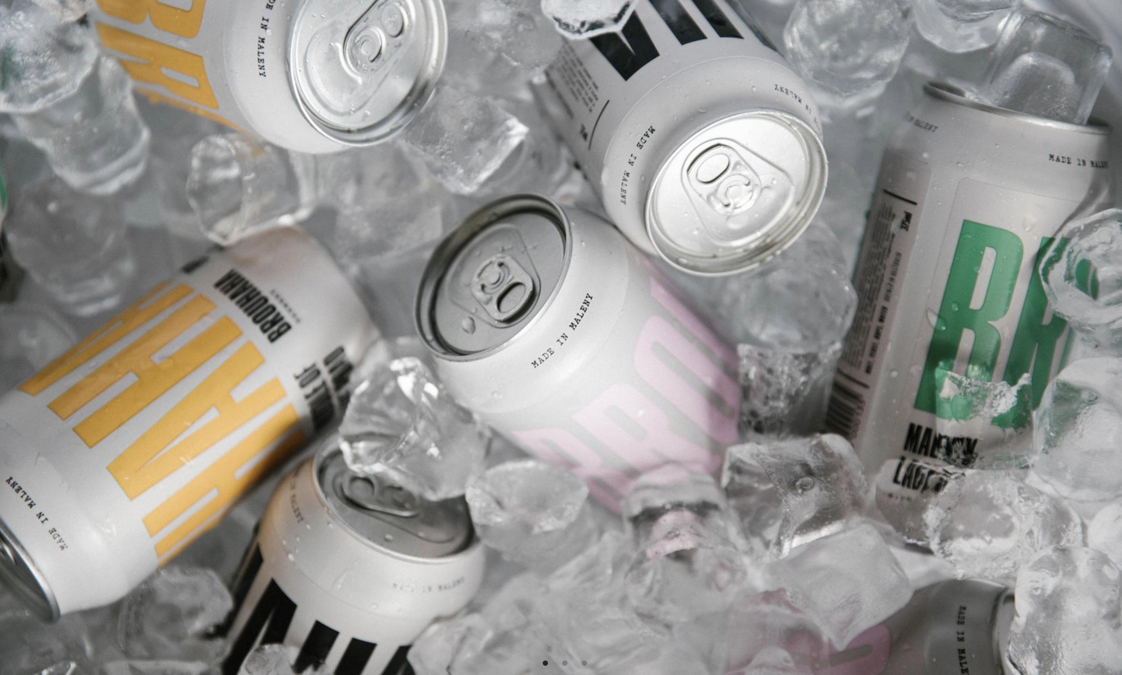 Beer & Branding: Brouhaha Brewery