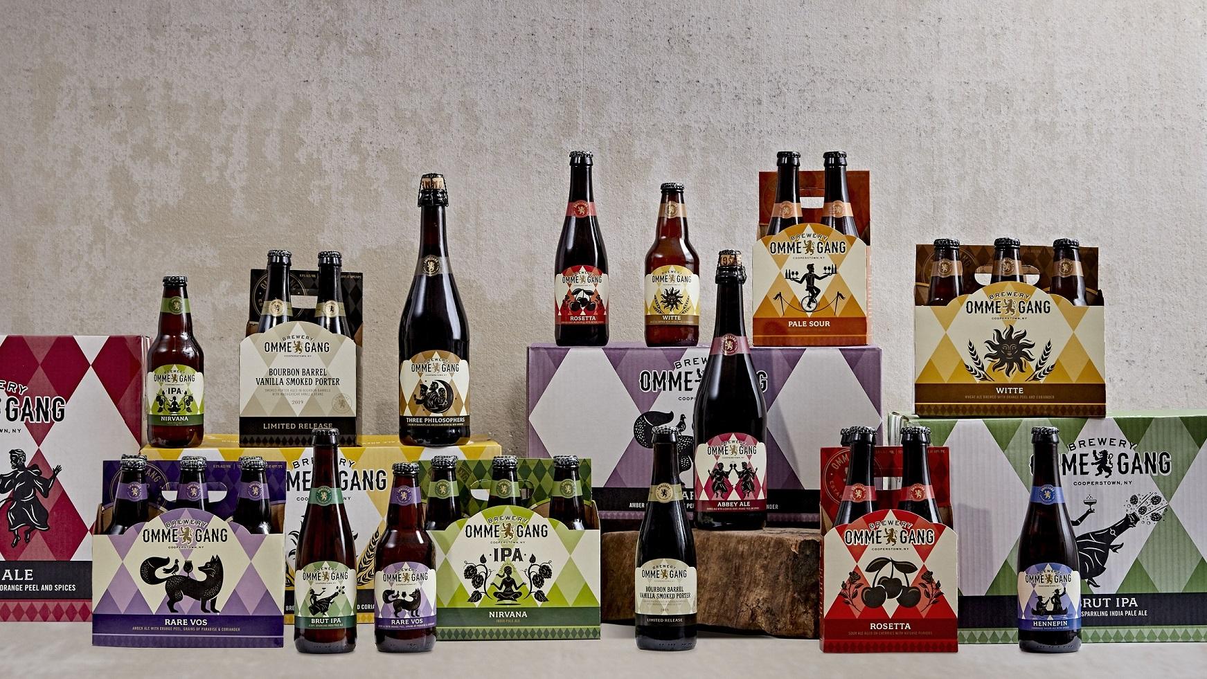 Beer & Branding: Ommegang