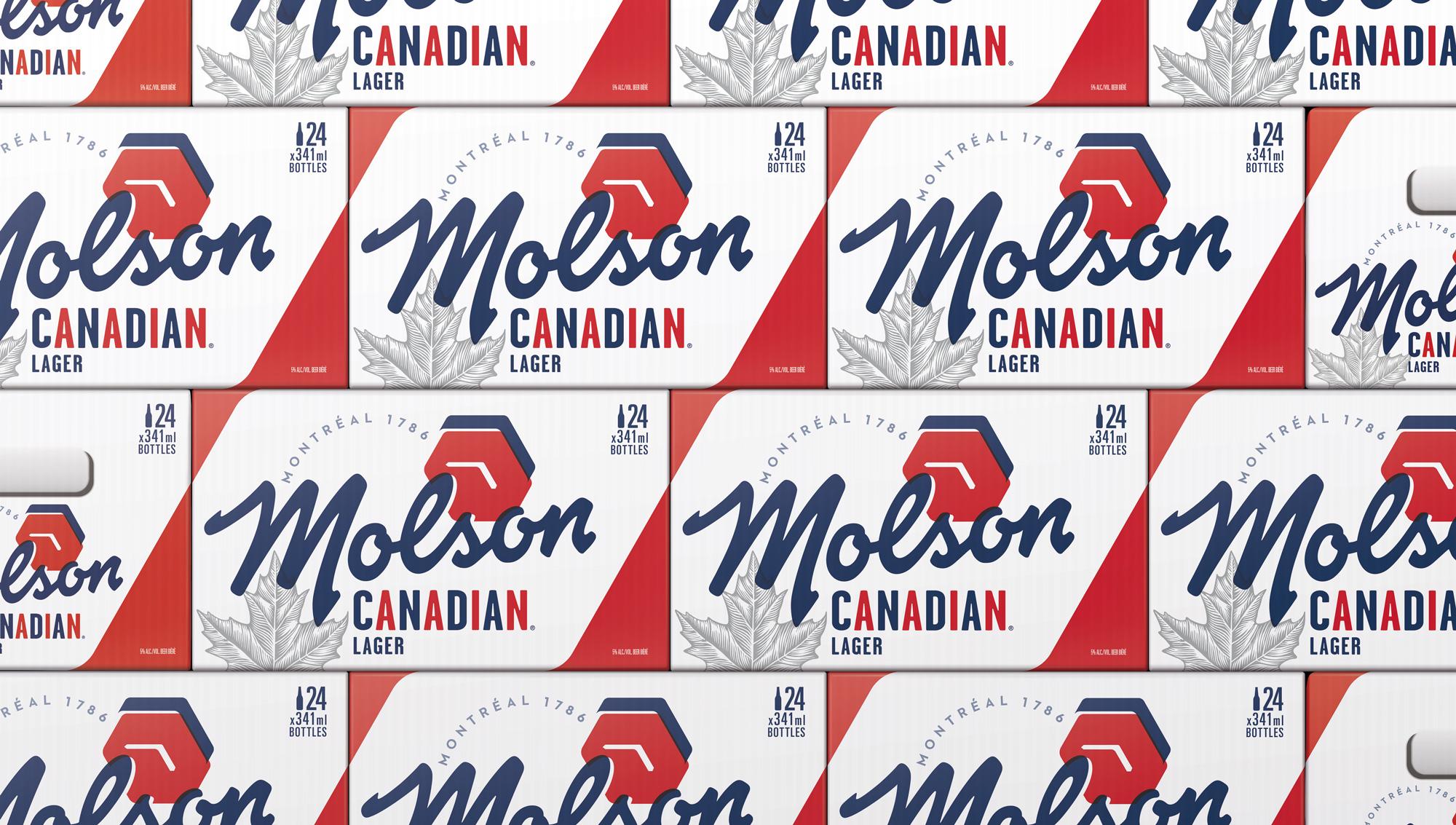 Beer & Branding: Molson