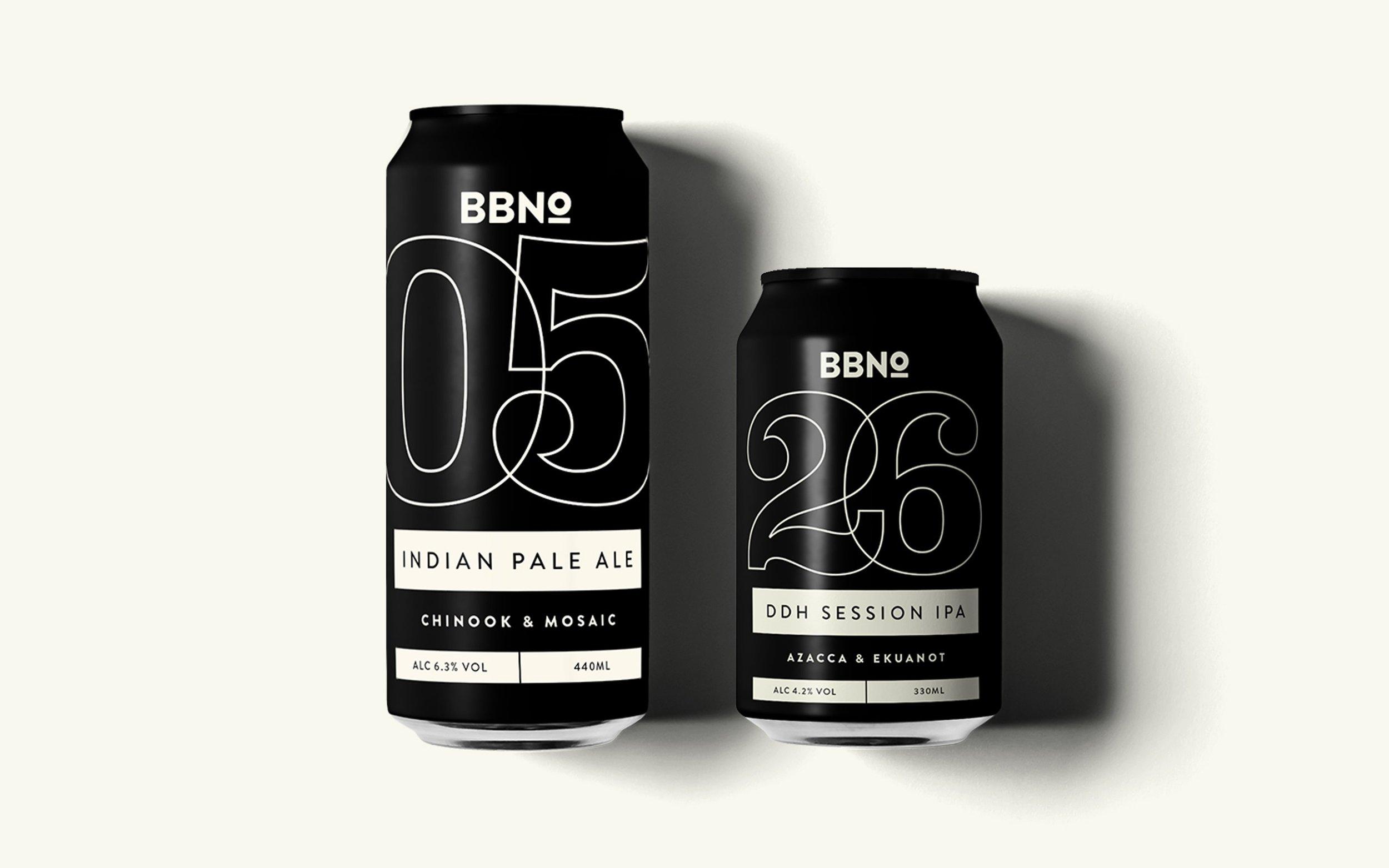 Beer & Branding: Brew By Numbers
