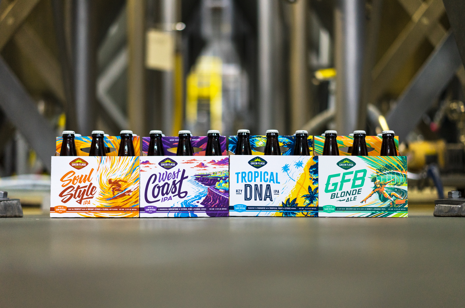 Beer & Branding: Green Flash