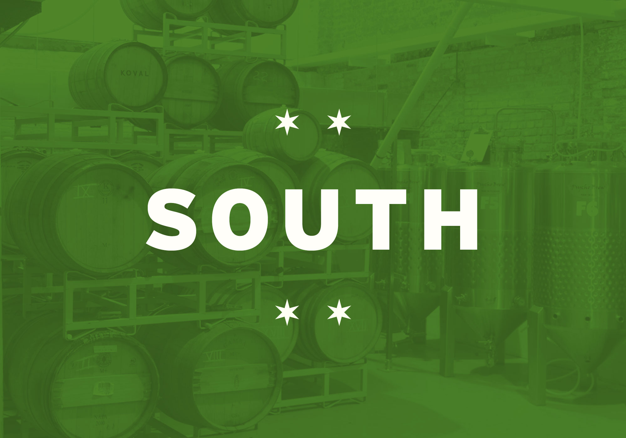 2019 Chicago Brewery Bracket: South – Rd. 1