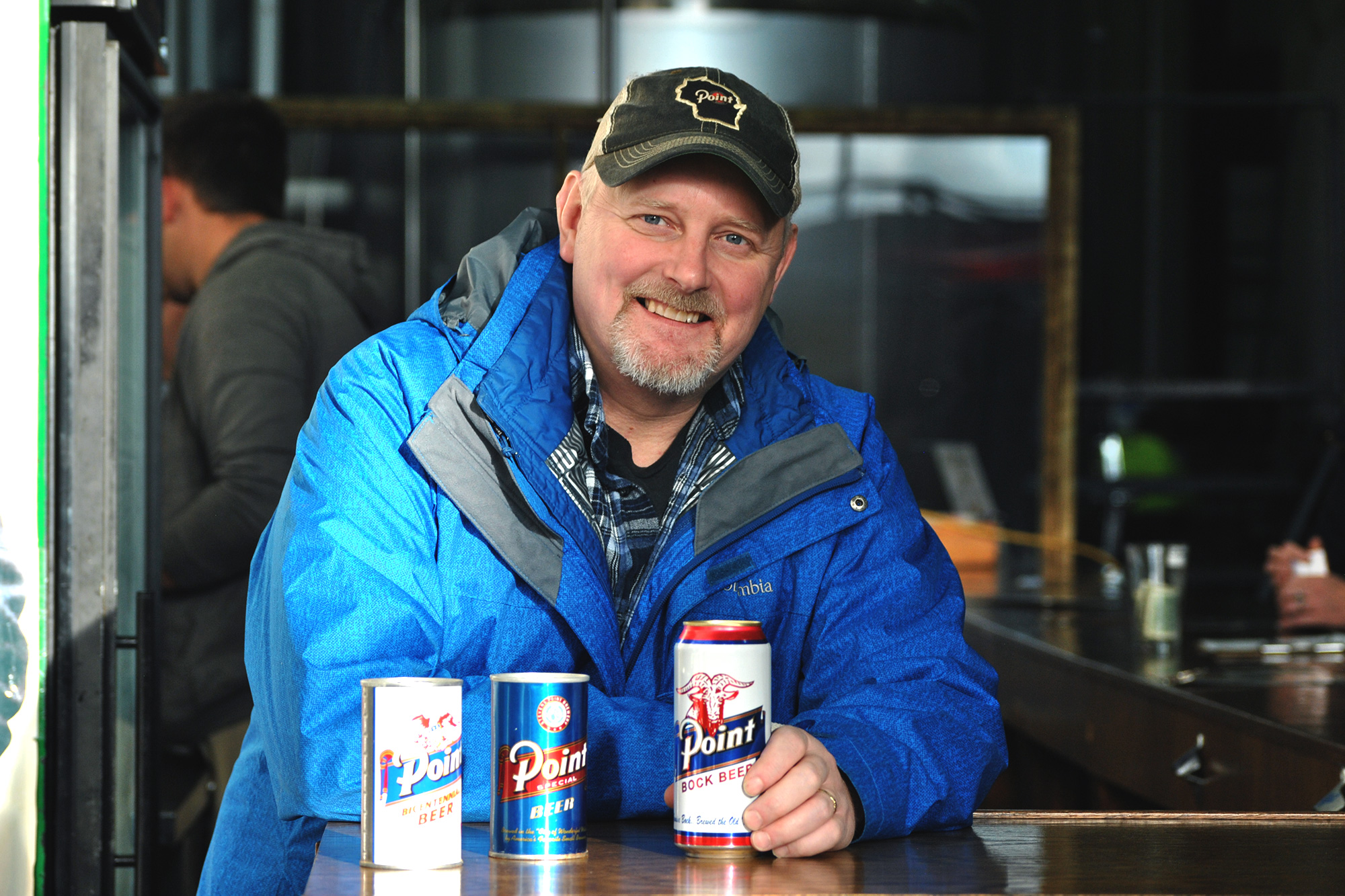A Q&A with Point Brewmaster Mike Schraufnagel