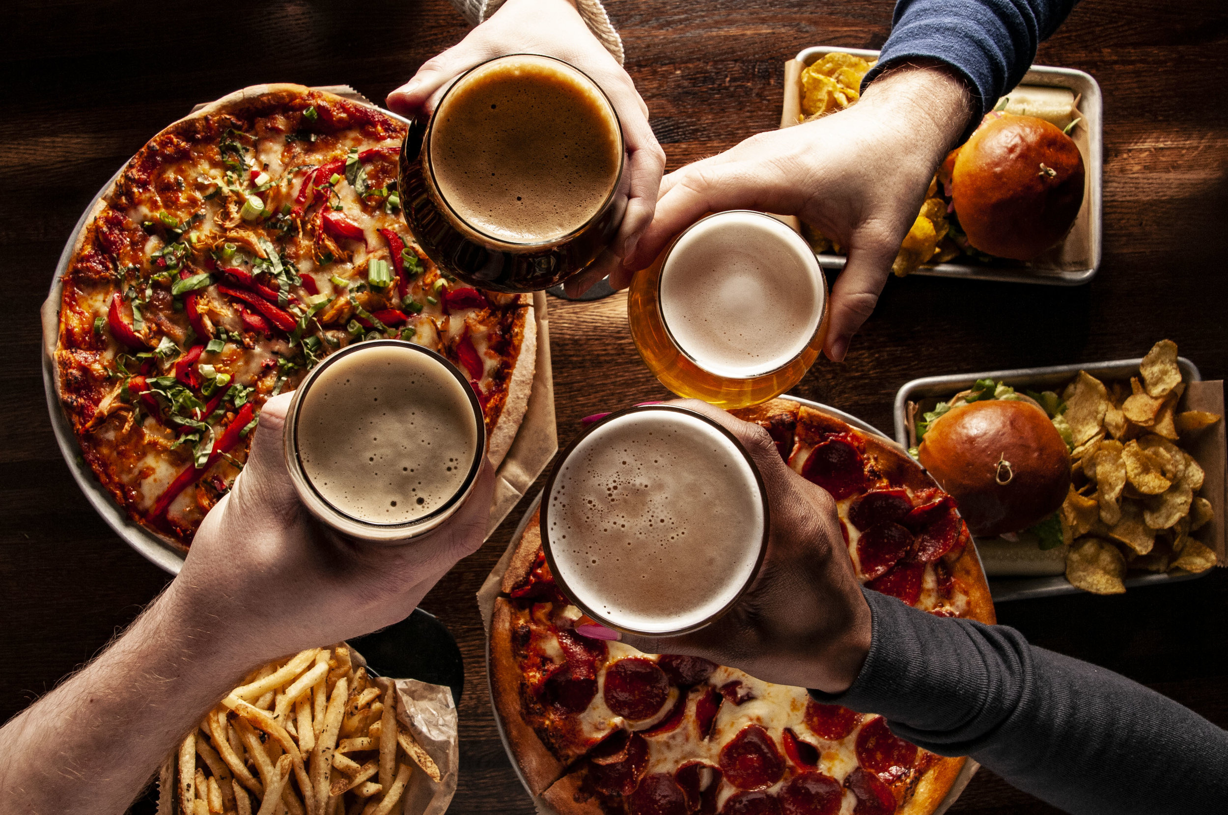 Giveaway! Pizza Party with Jolly Pumpkin Hyde Park