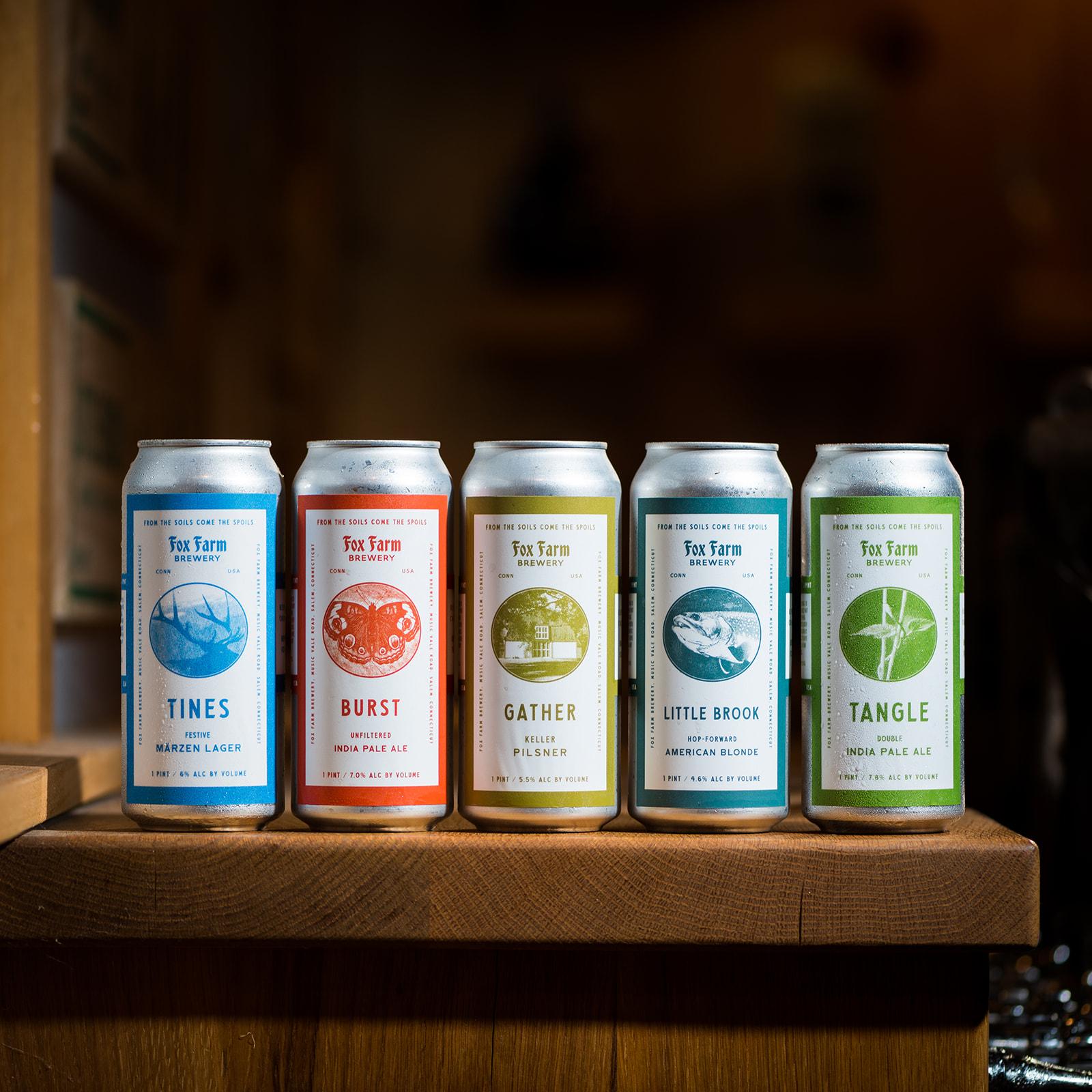 Beer & Branding: Fox Farm