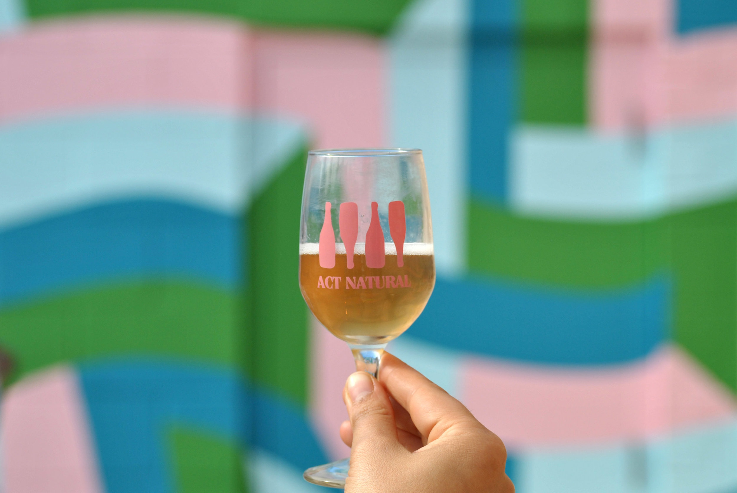 Our Top 5 Beers from 'Act Natural' Fest