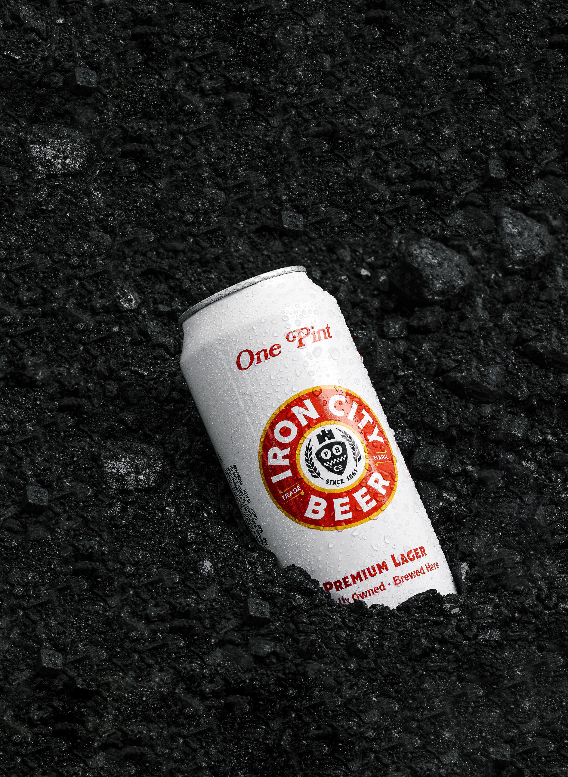 Beer & Branding: Iron City Beer