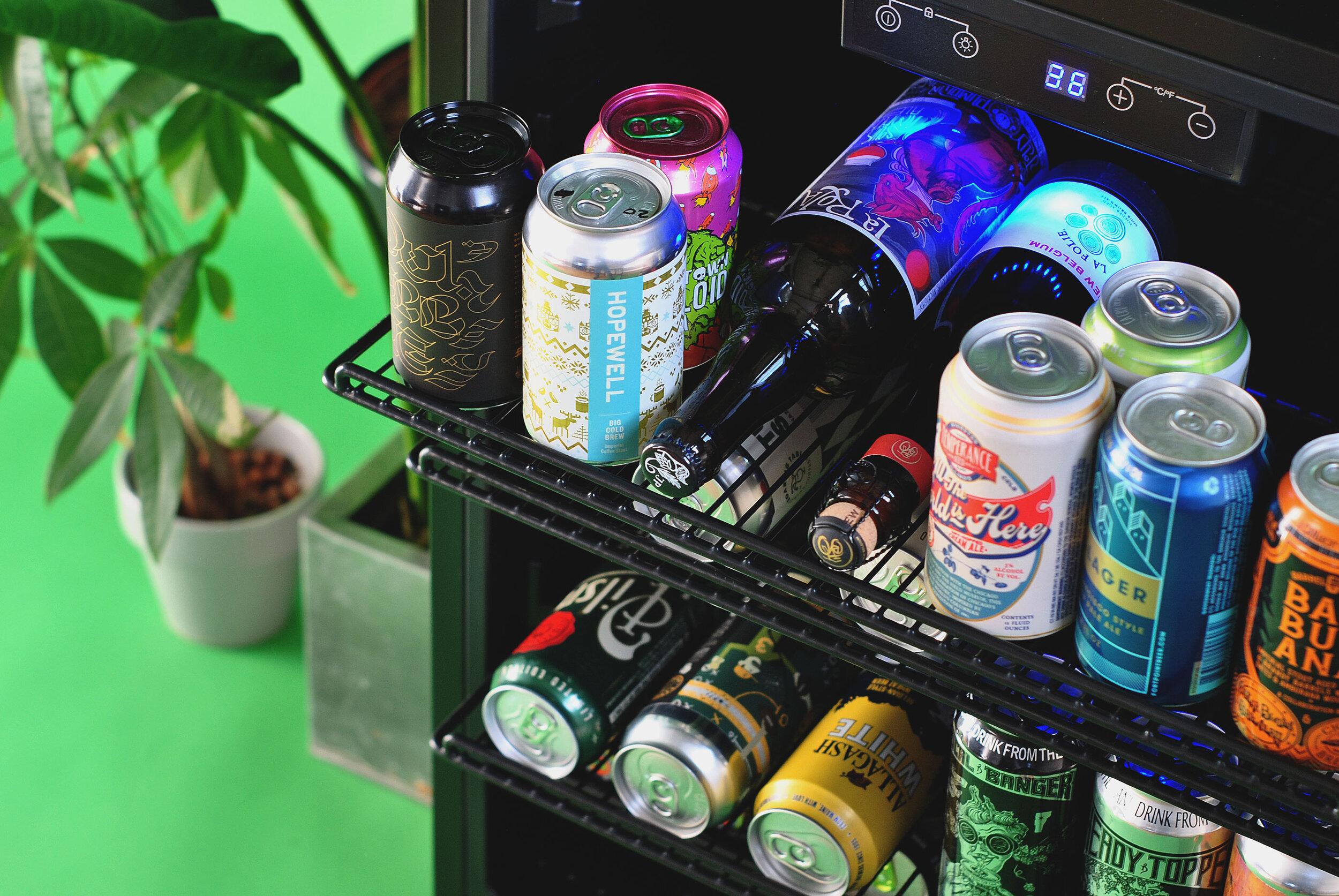 NewAir's Outdoor Fridges Optimize Ideal Beer Temps