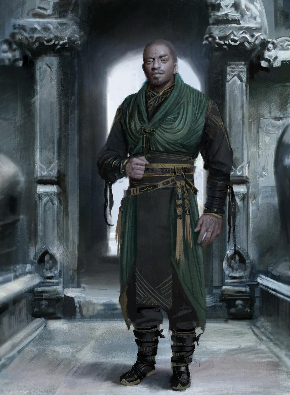 Dr Strange :Baron Mordo Concept II  Doctor Strange (2016)  Company: Marvel Films