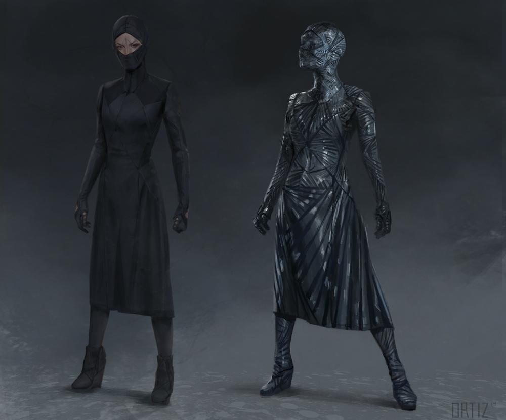 Dr Strange :Zealot Concept III  Doctor Strange (2016)  Company: Marvel Films