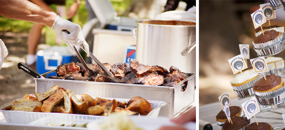 Food Diptych