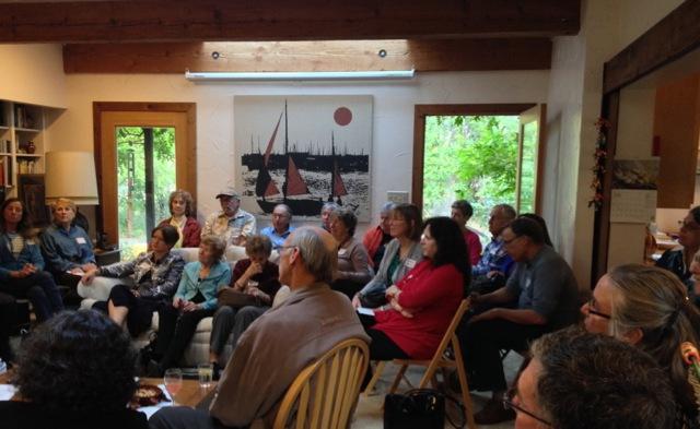 Sierra Club Loma PrietaChapter members