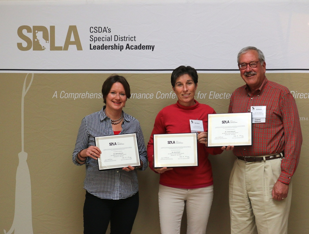 California Special District Leadership Academy Sabrina Brennan Harbor Commissioner