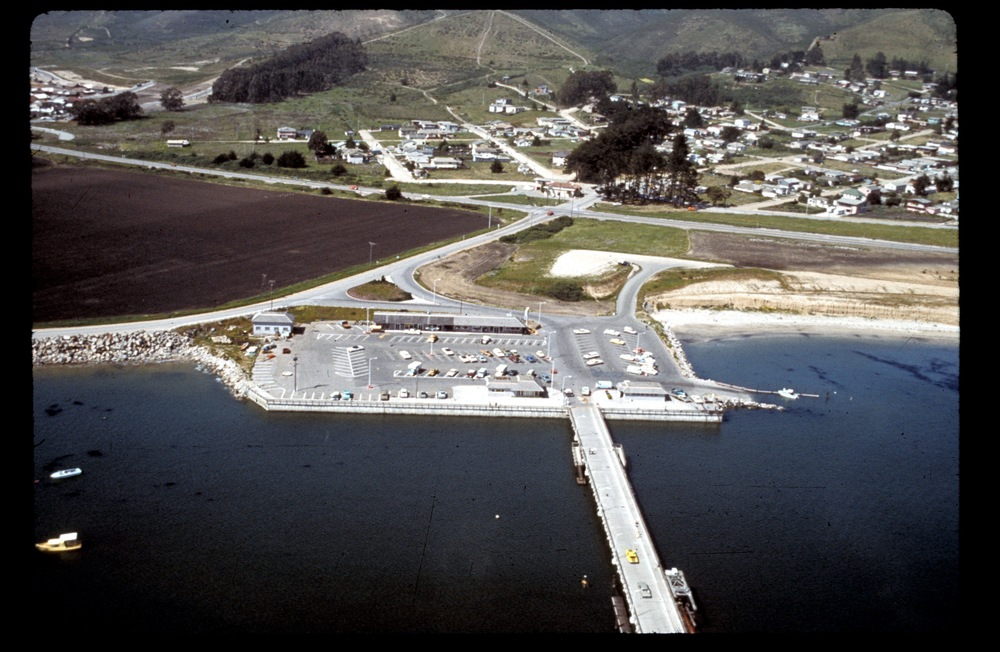 Pillar Point Harbor 1972