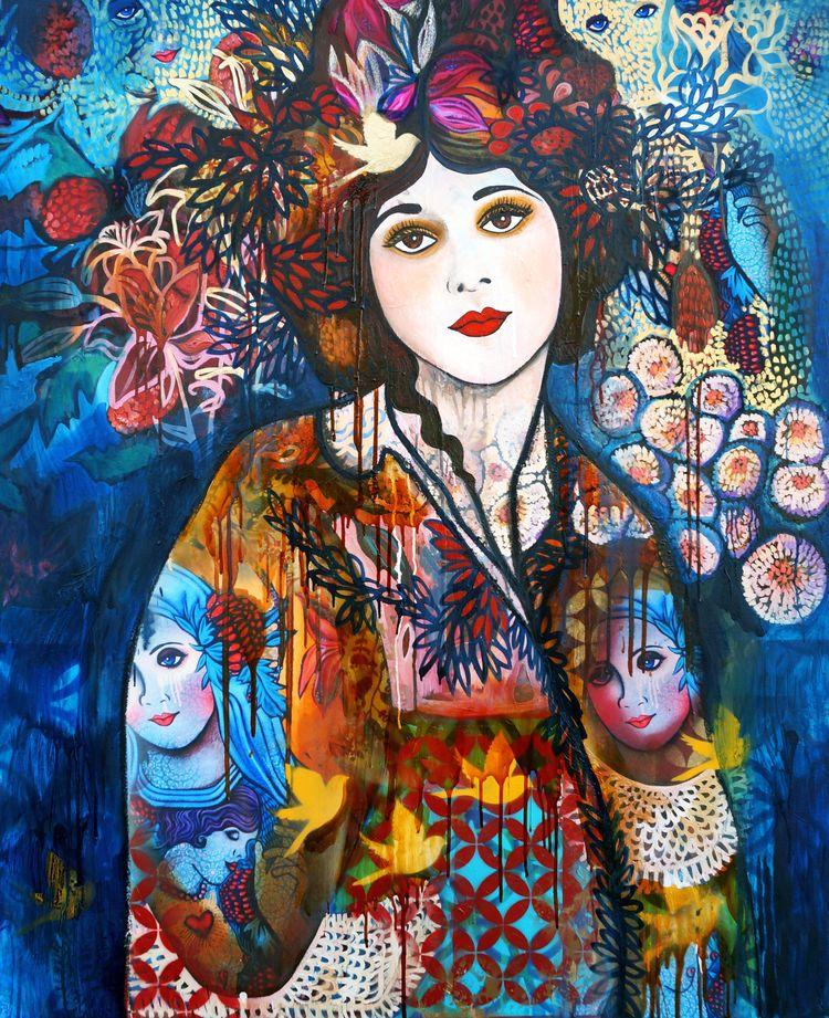 Kimono of Souls