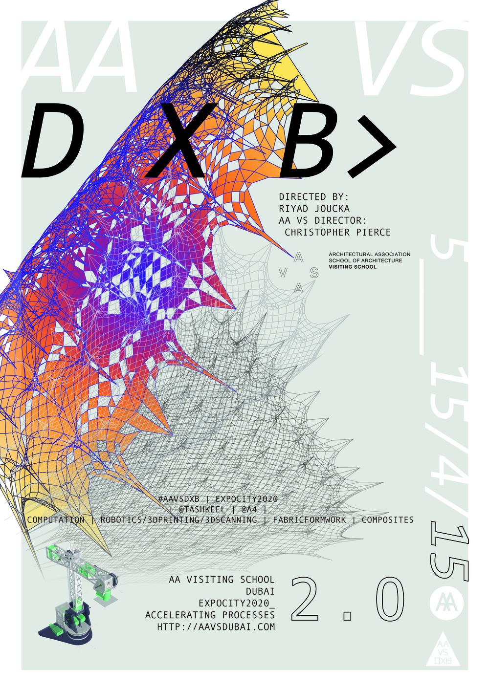 AAVS Dubai Poster 2015