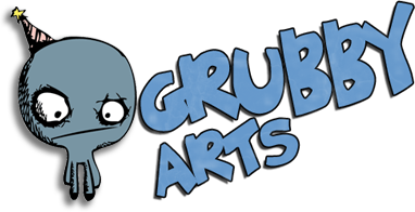 GrubbyArts - Monsters and drawings by Grubb