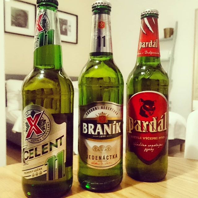 Beers of Czechia  #dangerouslycheap #beerforbreakfast #Prague