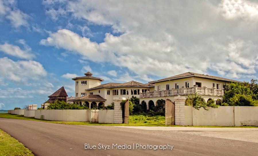 Abandoned House In Nassau