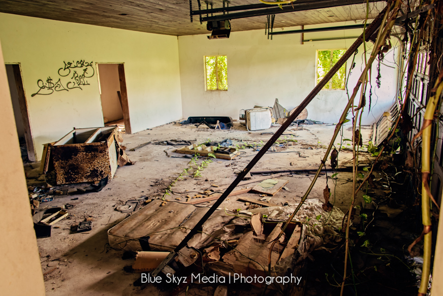 House That Has Been Abandoned