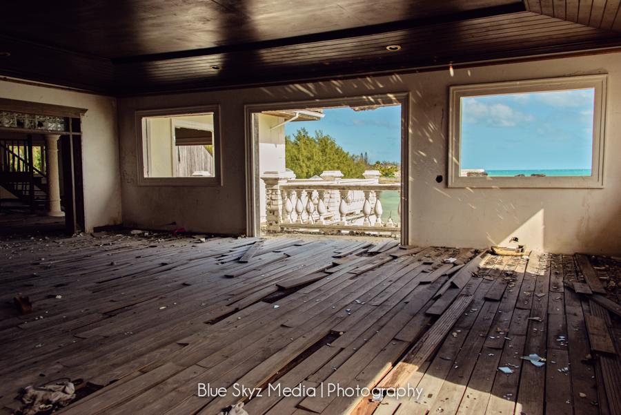 Bedroom Has Ocean Views