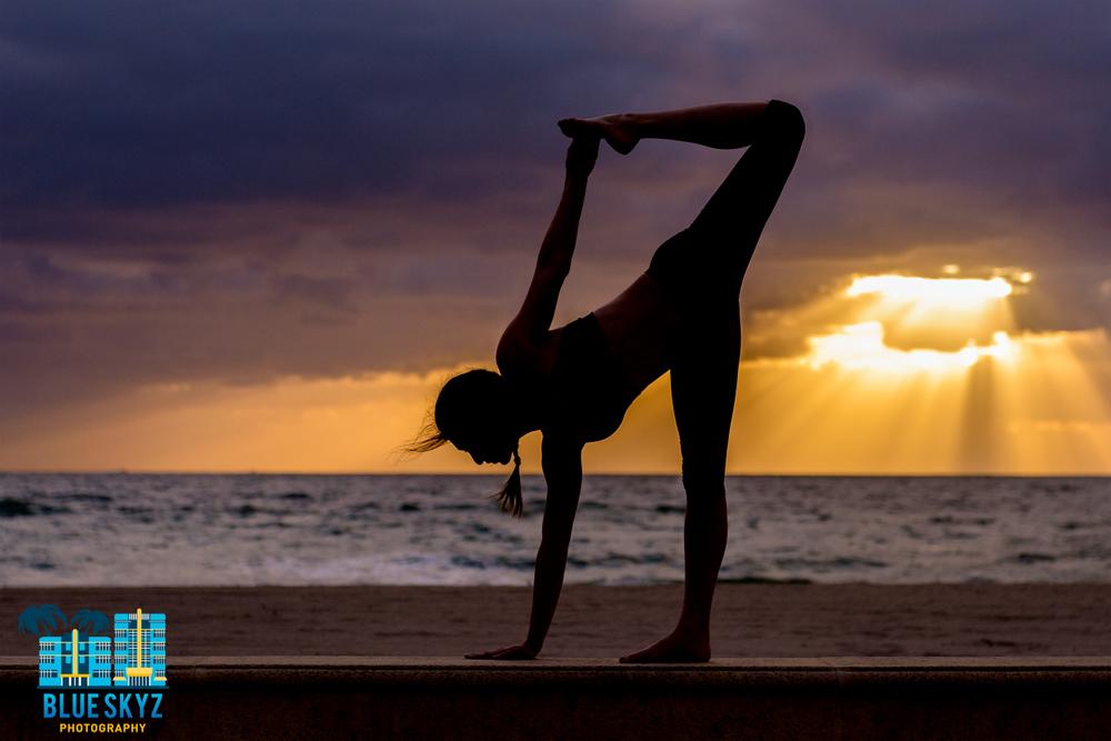 Sunrise Yoga  in South Florida