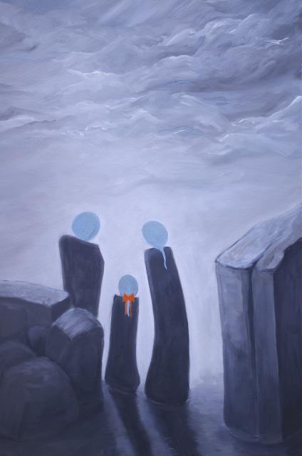 'Transfixed' by Kim Serjeant.
