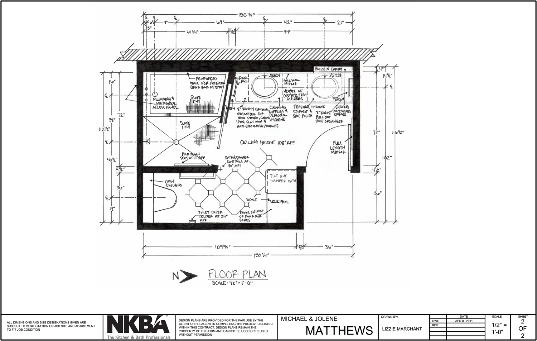 NKBA Bath  Elizabeth Marchant -  national kitchen and bath association