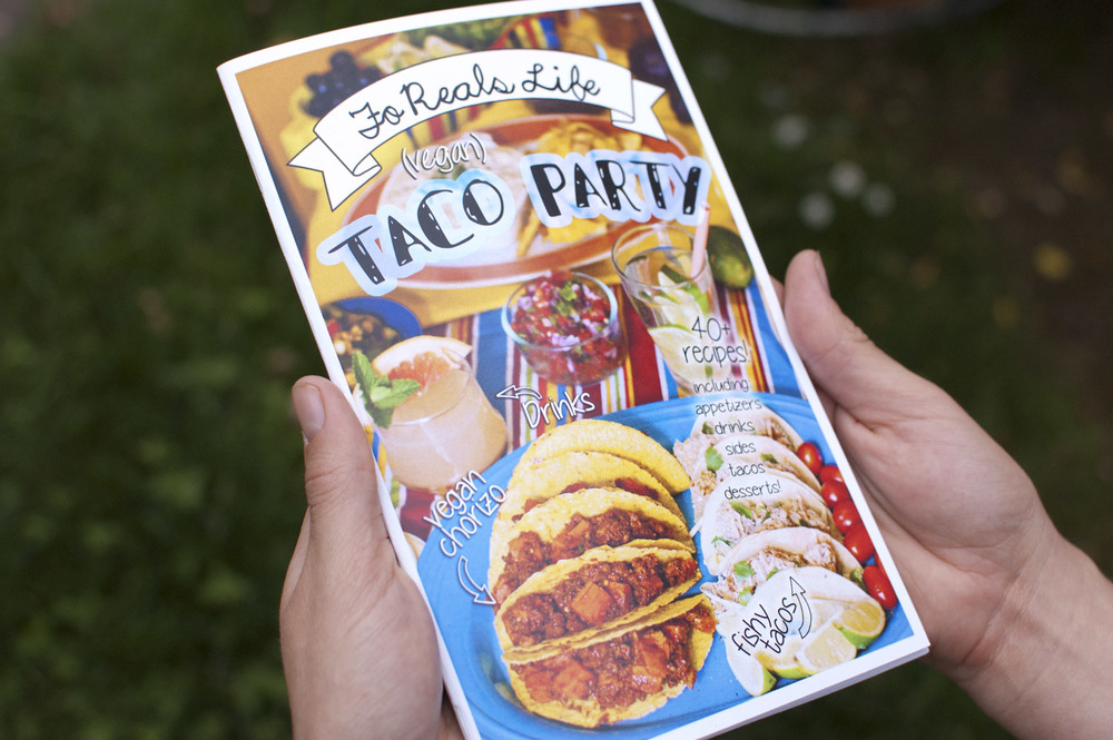 Vegan Taco Party