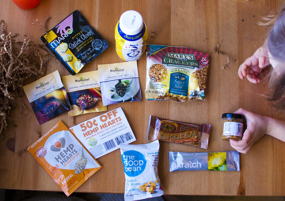 January VeganCuts Snack Box!