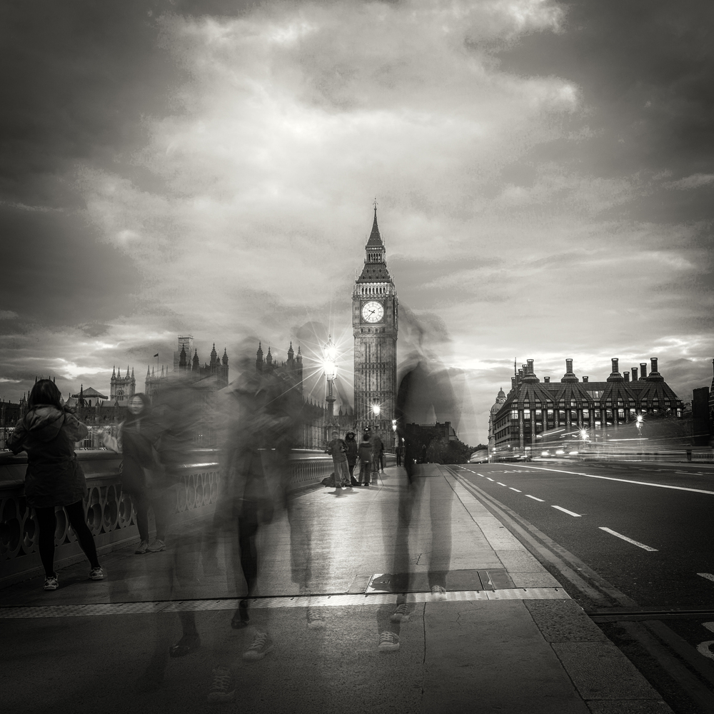 Ghosts of big ben