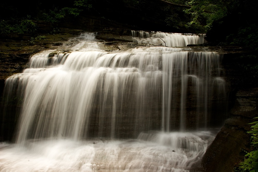 Buttermilk Falls, Ithaca, New York