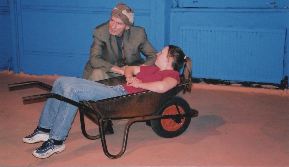 Actors: Pat Romer & Leah Fell