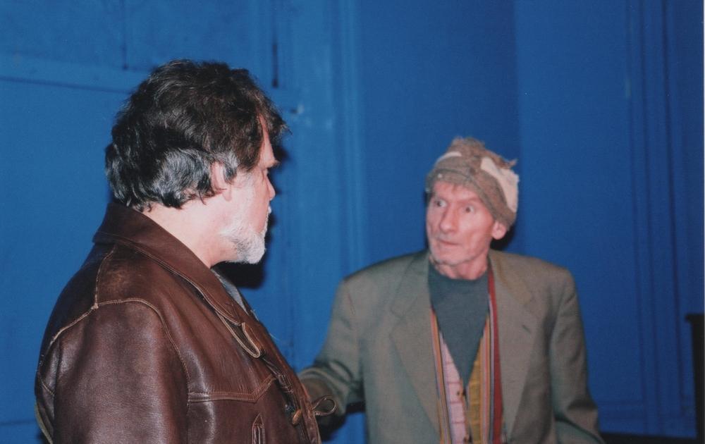 Actors: Steve Crump & Pat Romer