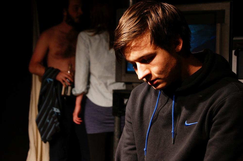 Actor: Scott Chambers