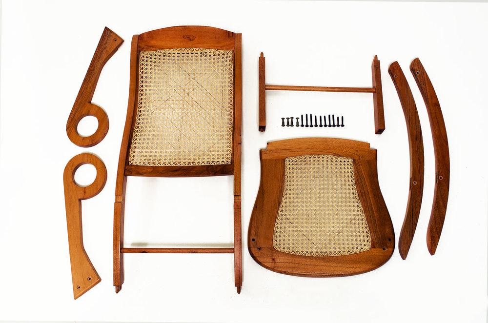 make a rocking chair