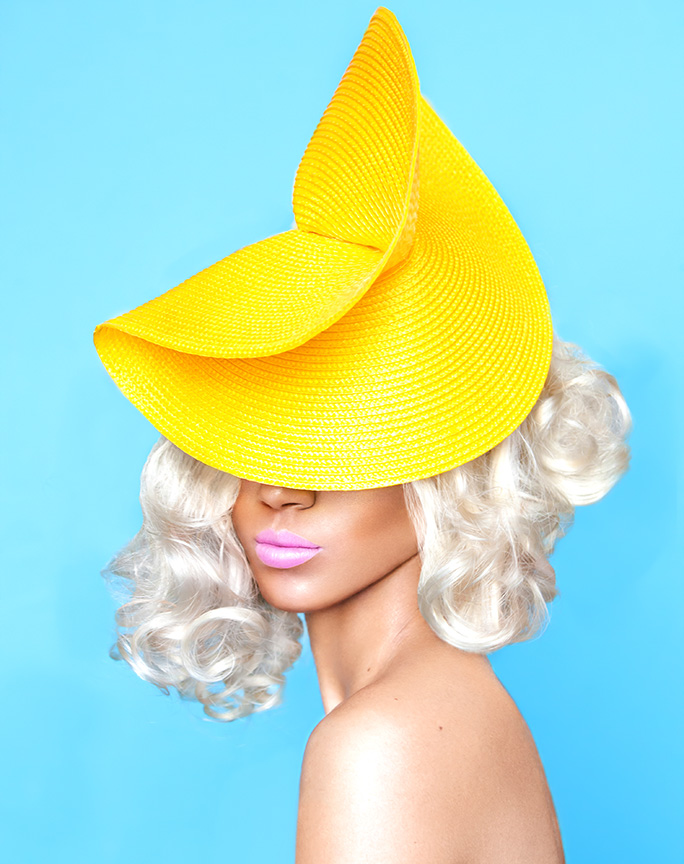 Hat  Harlem's Heaven Hats