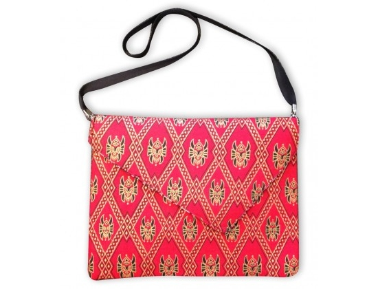 Laptop Carrying Case byThreads of Change