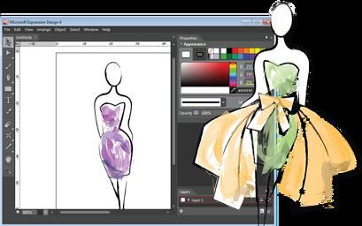 Youth Digital Fashion Design Course