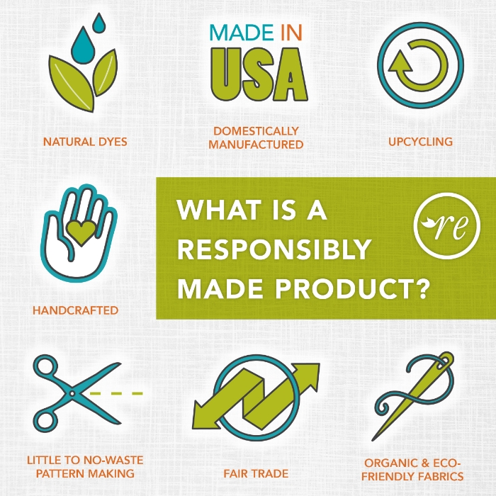 Learn more about what we think a 'responsibly made' product is in our FAQs.