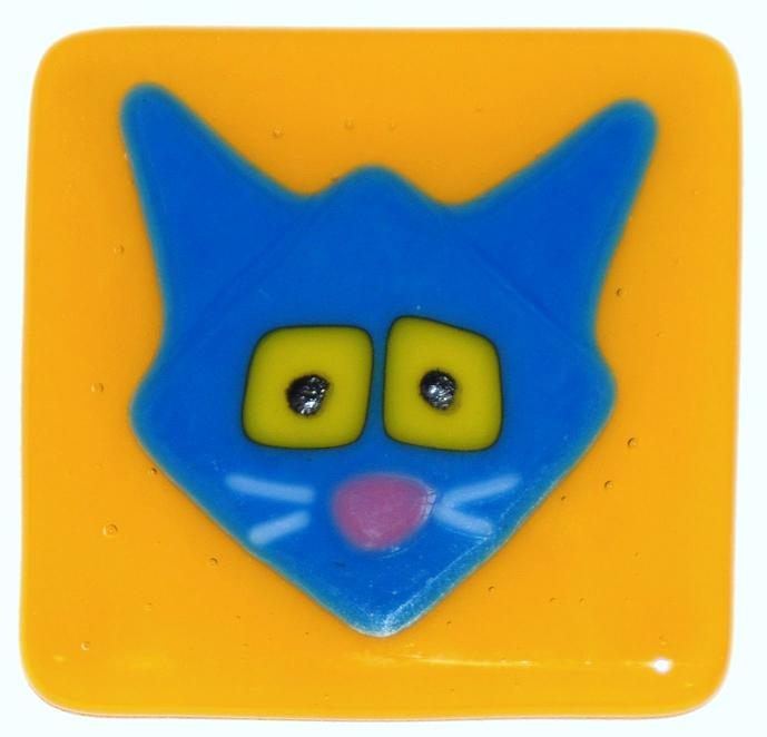 blue cat on yellow.JPG