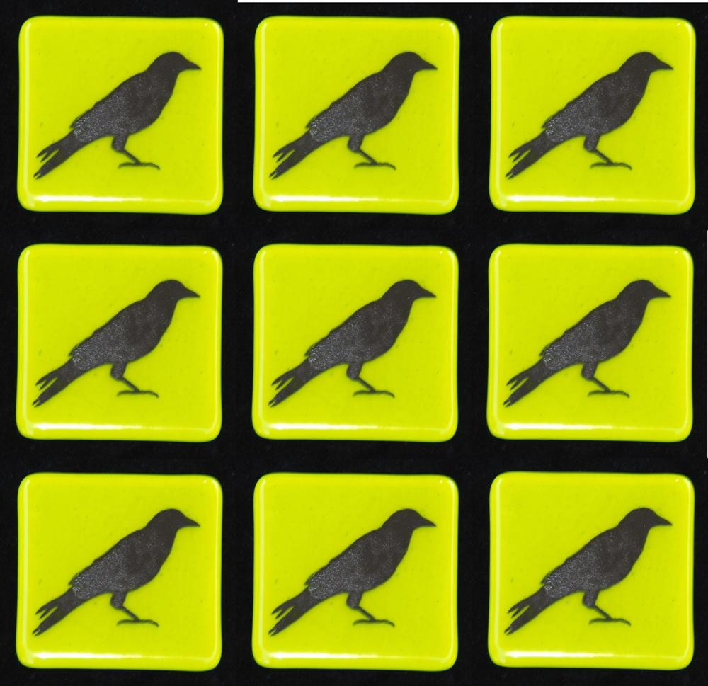 crow on green tiles.jpg