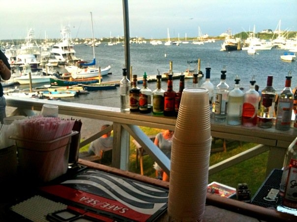 The Oar, New Harbor, Lunch&Dinner
