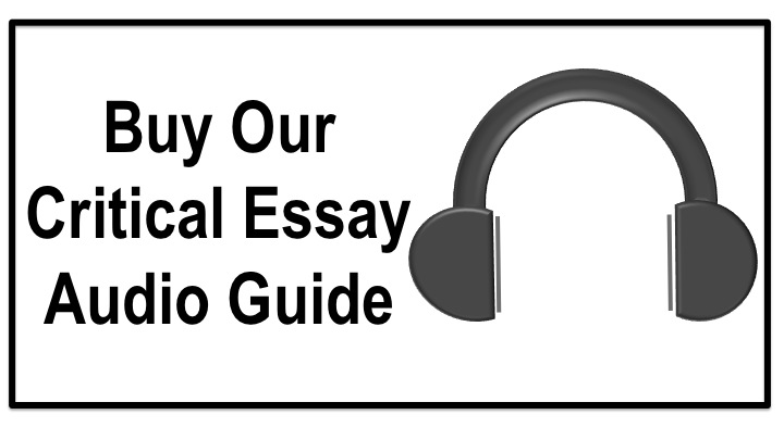 Higher English Critical Essay Workshop - Four: Writing the Critical